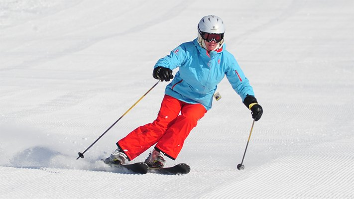 Snow skis poles and boots hire for adults billie s omeo