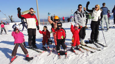 Special Family Rental Deals for Snow Skis and Snowboards