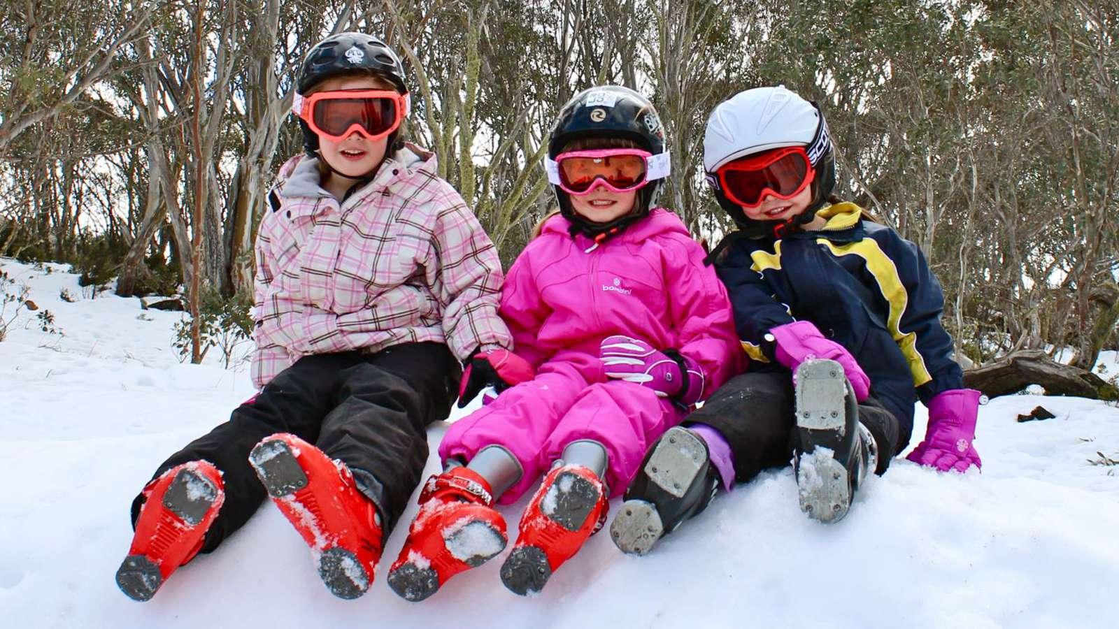 Ski Jacket and Pants Hire for Kids  cec0b74e1