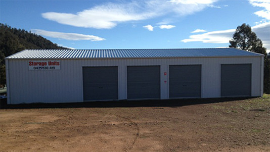 Self Storage Units for Hire in Omeo