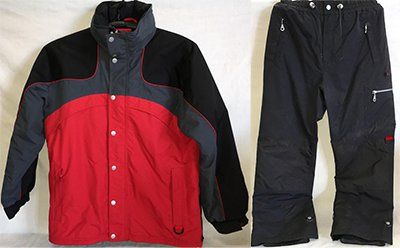 Ski Jacket and Pants Hire for Adults