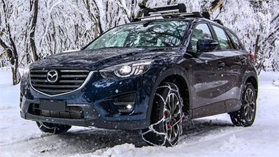 Snow Chains, Tyre Sizes and How to Fit