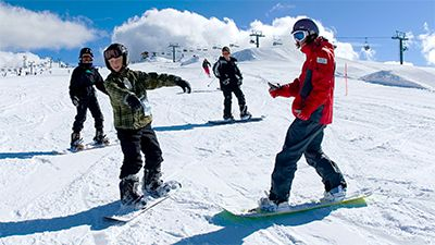 Adult Snowboard, Boots and Helmet Hire